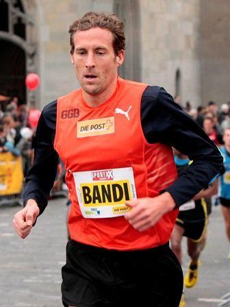 Philipp Bandi gewinnt Post-Cup 2011