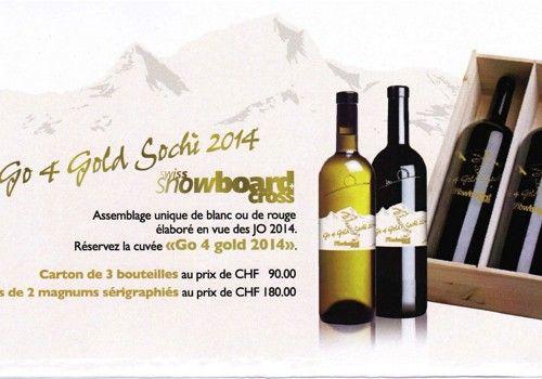 Wein für Sochi