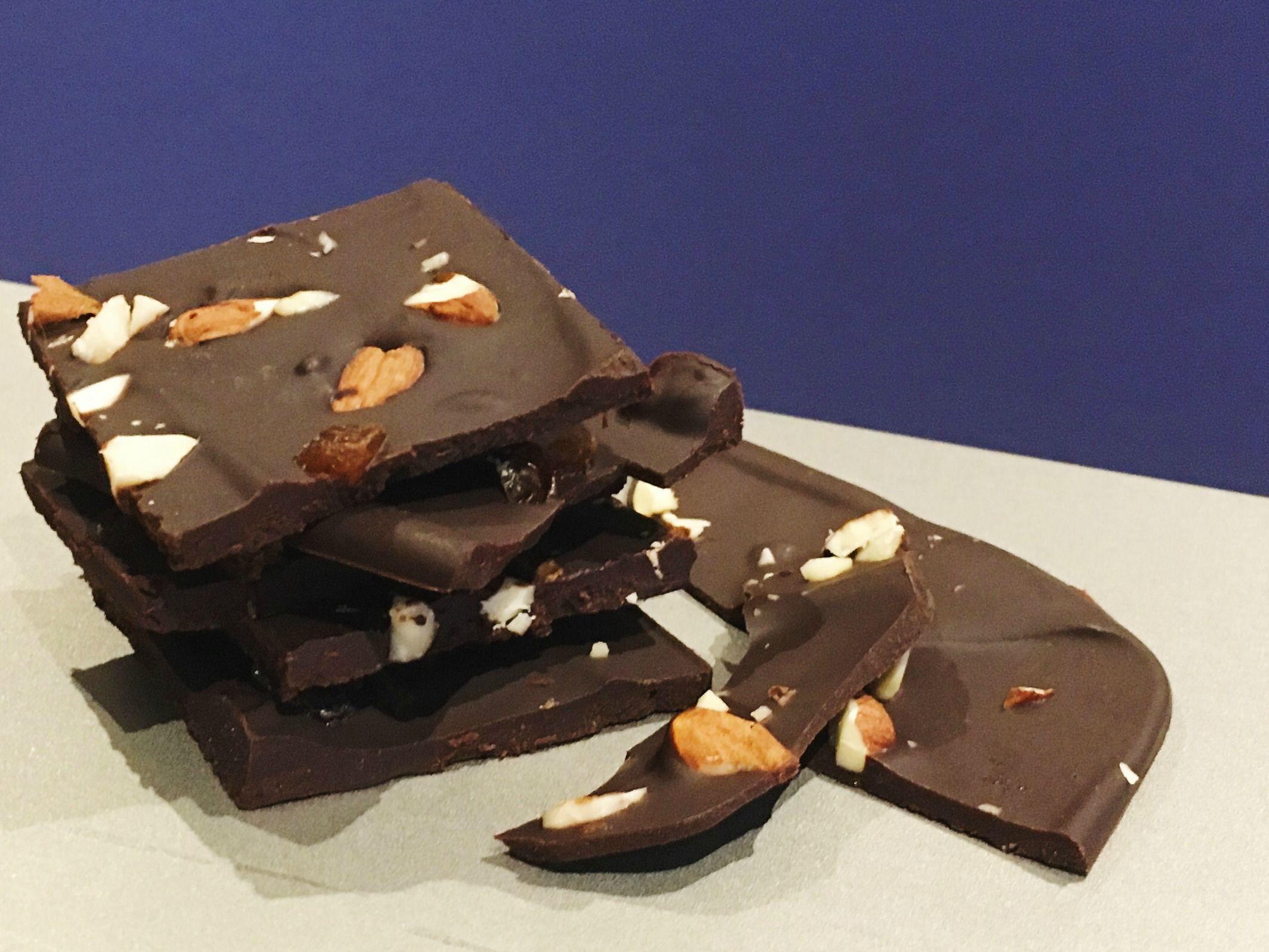 Selbstgemachte Schokolade – Ein Traum