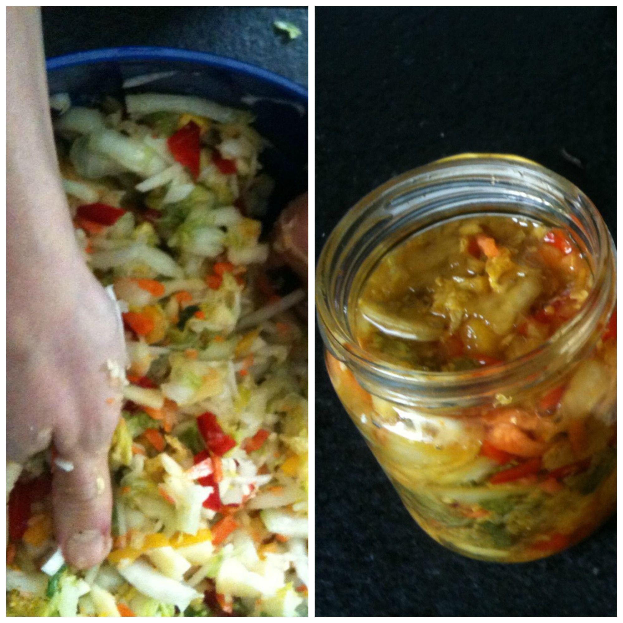 Sauerkraut auf asiatisch – Kimchi macht deinen Darm wieder munter