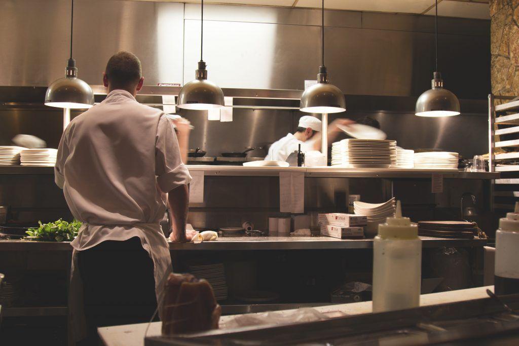 restaurant-kueche-koeche-compressor