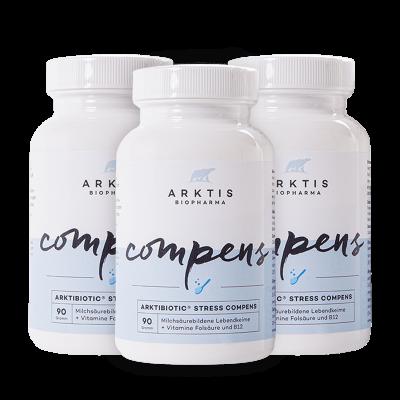 ARKTIBIOTIC StressCompens | COMPENS 270g - Nahrungsergänzungsmittel