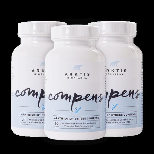 ARKTIBIOTIC StressCompens   COMPENS 270g - Nahrungsergänzungsmittel