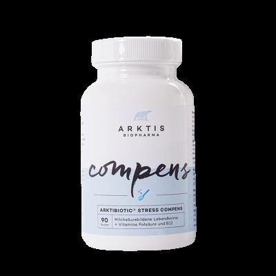 ARKTIBIOTIC StressCompens | COMPENS 90g - Nahrungsergänzungsmittel