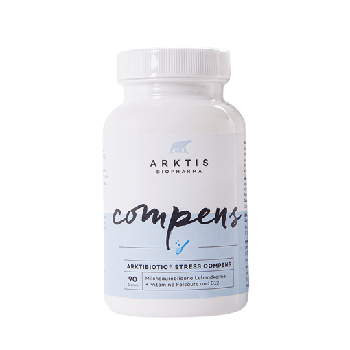 ARKTIBIOTIC StressCompens   COMPENS 90g - Nahrungsergänzungsmittel