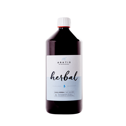 HERBAL | 1000 ml - Nahrungsergänzungsmittel