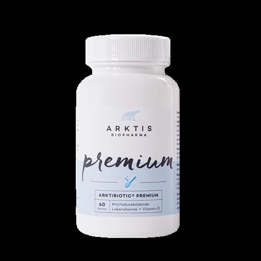 ARKTIBIOTIC Premium | PREMIUM 60g - Nahrungsergänzungsmittel