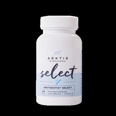 ARKTIBIOTIC Select | SELECT 60G - Nahrungsergänzungsmittel