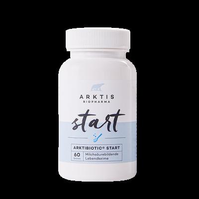 ARKTIBIOTIC Start | START 60g - Nahrungsergänzungsmittel