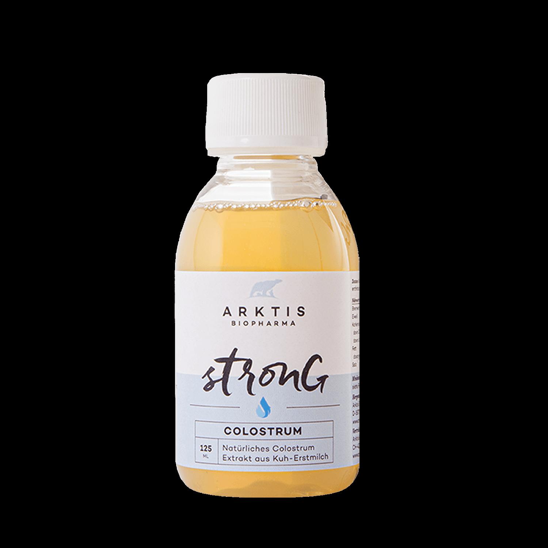 COLOSTRUM | STRONG 125 ml - Nahrungsergänzungsmittel