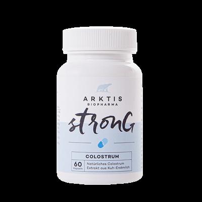 COLOSTRUM | STRONG 60 Kapseln - Nahrungsergänzungsmittel