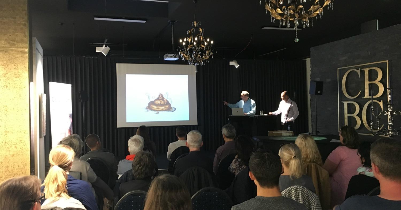 Symposium zur Darmgesundheit in Schlieren bei Zürich