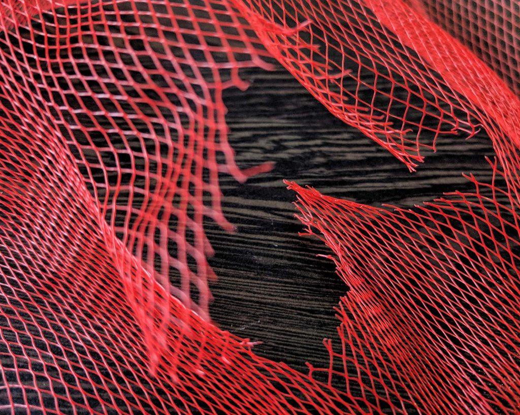 Loch im Netz