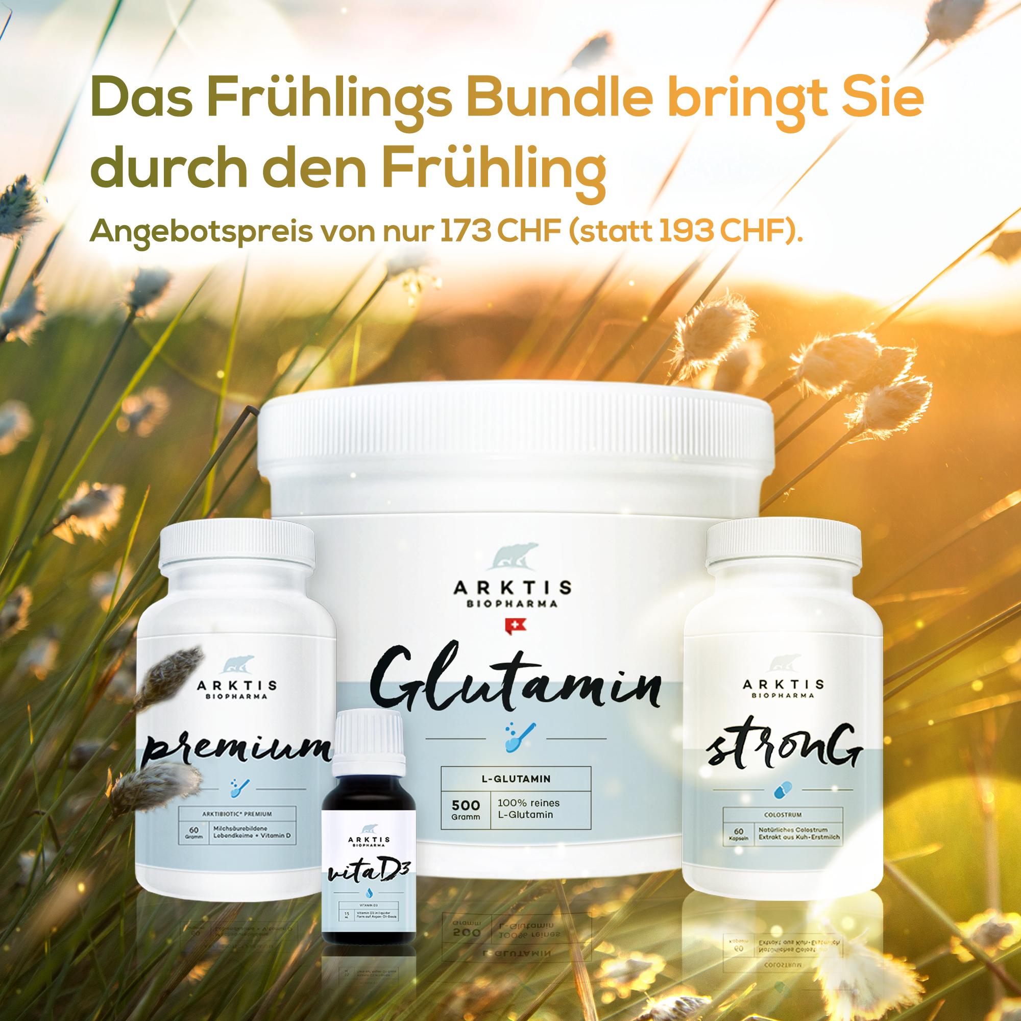 Fruhling bundle