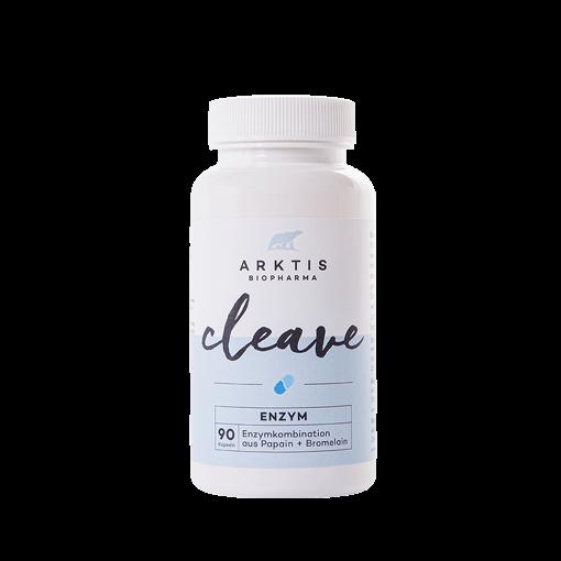 CLEAVE | Papaya und Ananas - Nahrungsergänzungsmittel