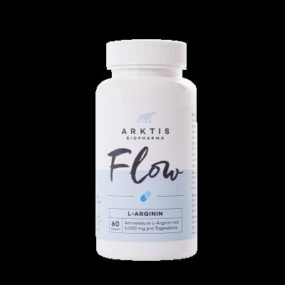 FLOW | L-Arginin - Nahrungsergänzungsmittel