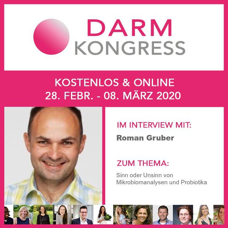 Im Online Darmkongress kannst du dir ein umfassendes Bild zum Darm machen