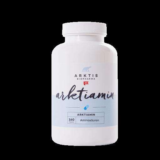 ARKTIAMIN | 160 Kapseln - Nahrungsergänzungsmittel