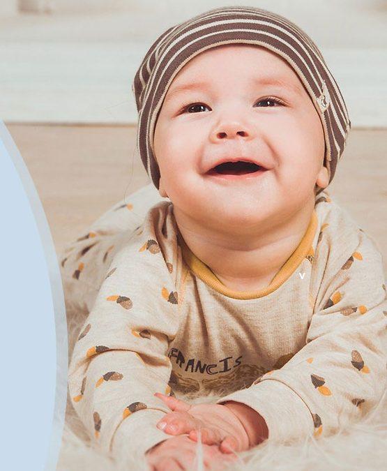 Babies, Kleinkinder und der Darm