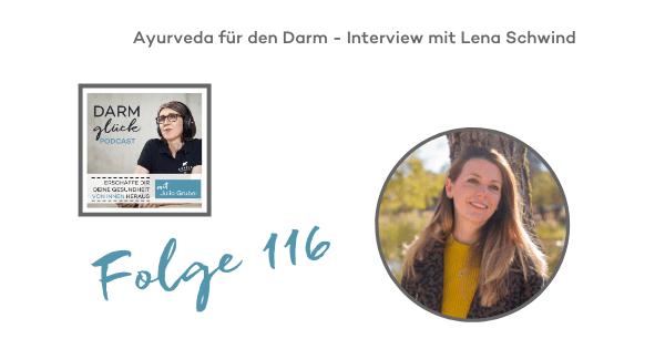 DG116: Ayurveda für den Darm – Interview mit Lena Schwind